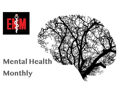 mental health monthly podcast